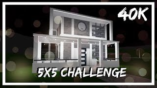 ROBLOX | Welcome to Bloxburg: 5x5 Challenge 40k