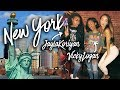 VLOG | New York Business Trip (ft. Jayla & Vicky!)