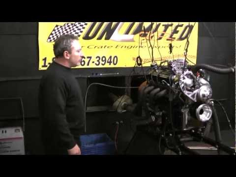302 Ford Cobra Motor