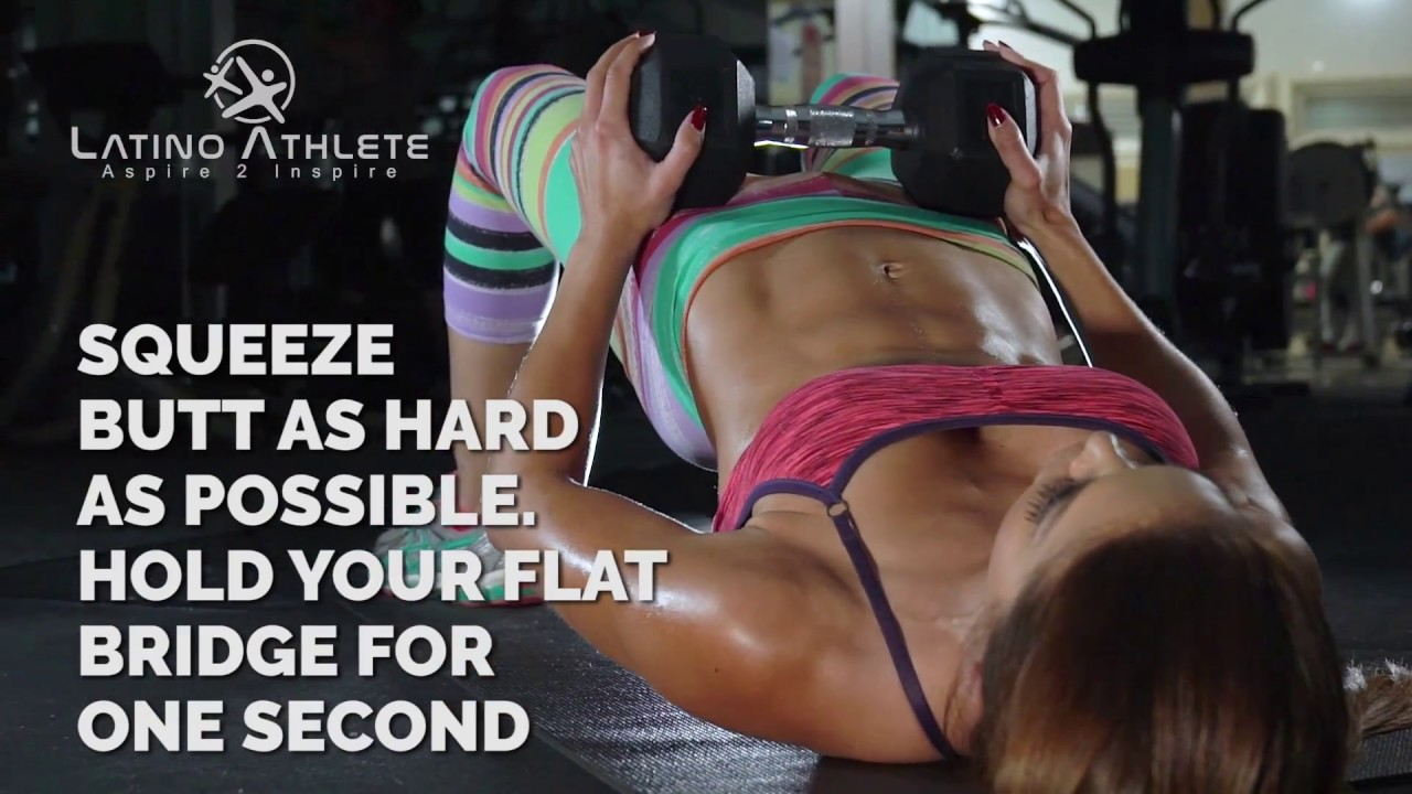 Latinathlete Best Butt Lift Workout