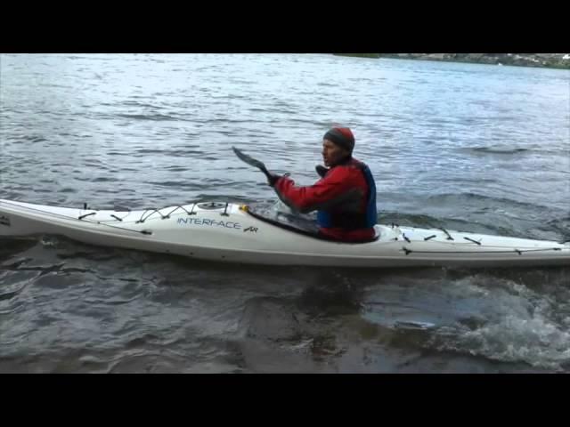Kayaking - Low Support Stroke