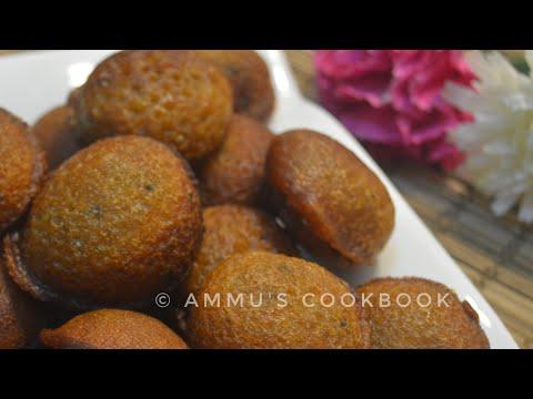 Chakka Unniyappam/ചക്ക ഉണ്ണിയപ്പം/Special Unniyappam Recipe/Recipe No: 51