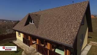 #надкрышами. Частный дом в Беларуси