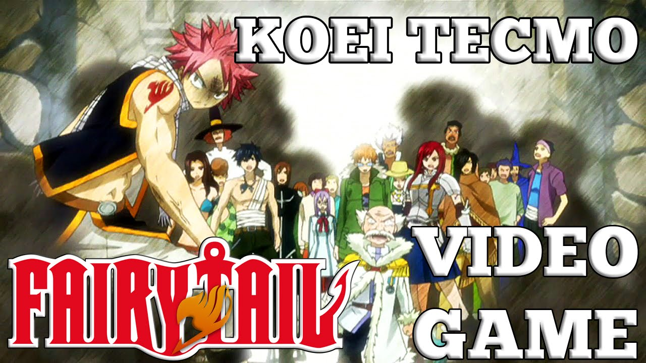 Fairy Tail Video Game