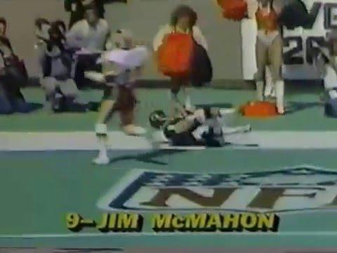 1985 Chicago Bears vs Washington Redskins