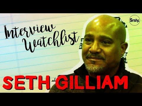Seth Gilliam The Walking Dead : sa watchlist séries idéale !