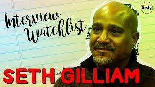 Seth Gilliam (The Walking Dead) : sa watchlist séries idéale !