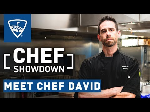 Chef Showdown | Meet Chef David | Topgolf