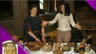 What did ancient Britons eat? We find out by tasting some authentic Iron Age in Ancient Artisans