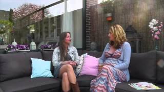 Miss Natural 2014 Anna Zeven over haar boek Het Nieuwe Eten