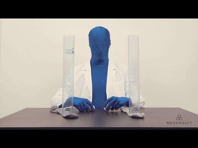 Neverquit Socks - Web Commercial