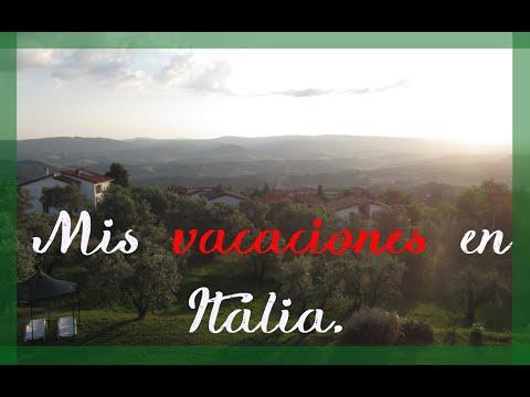 VLOG 2 | Mi viaje a ITALIA.