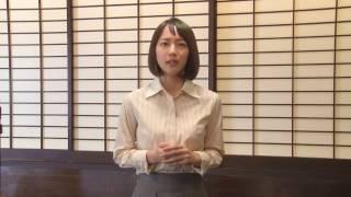 吉岡里帆さん出演CMのメイキング映像.