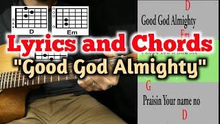 Crowder/Good God Almighty/Lyrics aฑd Chords/NEW Song 2021
