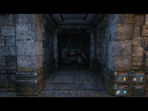 Legend of Grimrock (Again) – Part 11 | Into the Vault