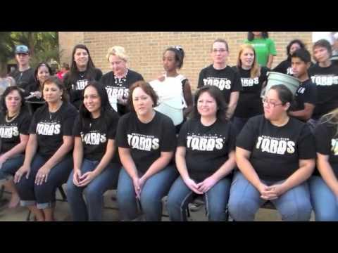 Briesemeister Middle School ALS Ice Bucket Challenge