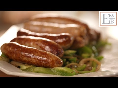 Beth's Sausage & Peppers Recipe   ENTERTAINING WITH BETH