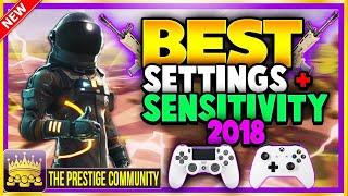 best sensitivity for fortnite ps4
