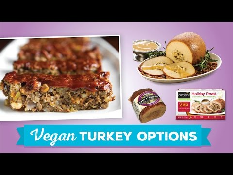8 Vegan Turkey Alternatives