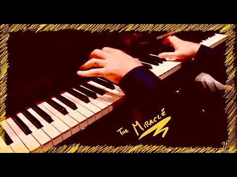 Queen - The Miracle ✨✨✨ Tribute Piano Cover Best