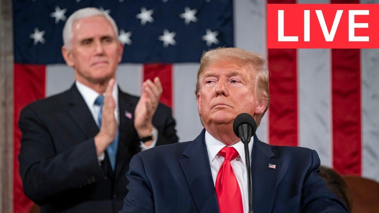 10:30   ?LIVE: President Trump Speech at The White House Spirit of America Showcase