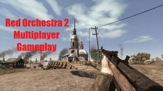Red Orchestra 2 Multiplayer Gameplay