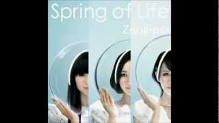 Perfume - Spring of Life (Simple remix) Zenji-mix