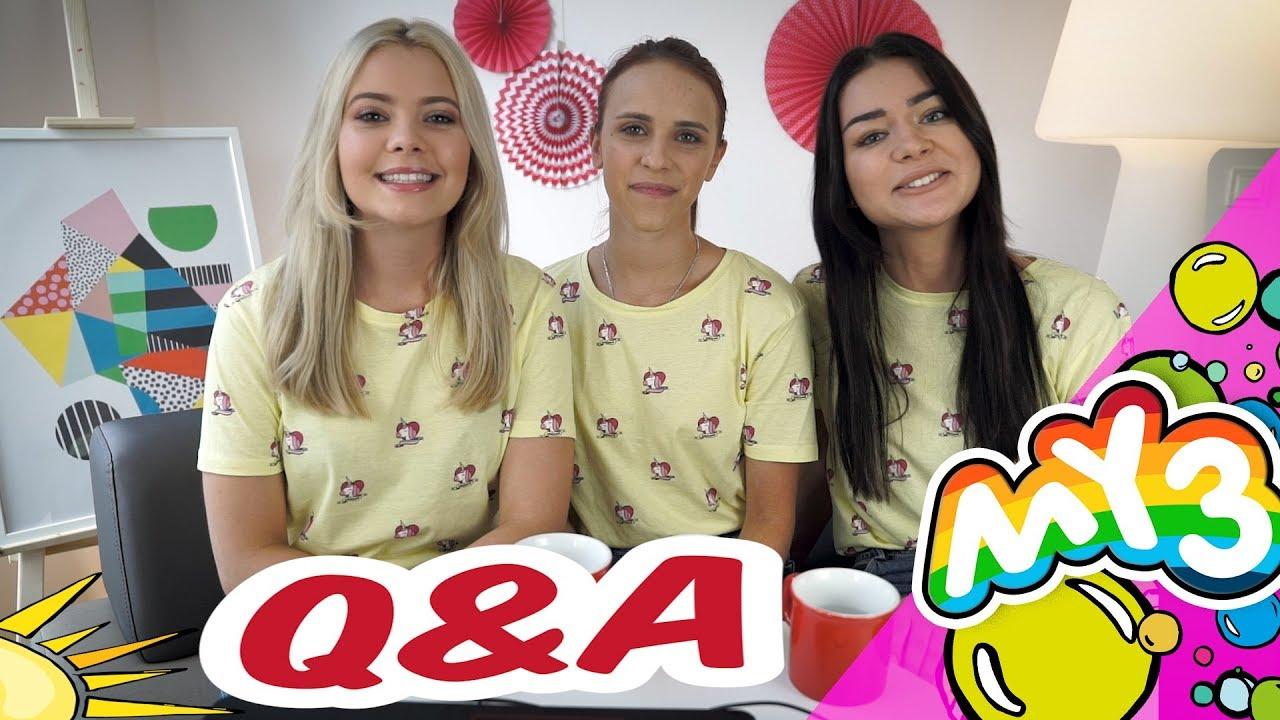 CZ.1 Q&A Odpowiadamy na pytania fanów!
