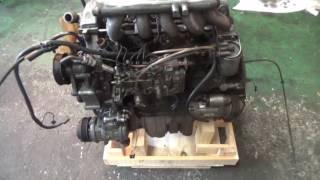 Двигатель Ssangyong Istana OM662. Взаимозаменяемость.