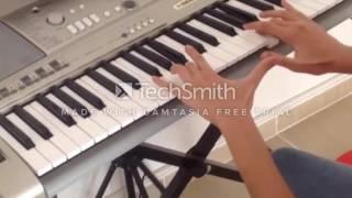 Gambar cover Piano , Org Çalma Dersi 3 + Jingle Bells Çalımı Öğretimi