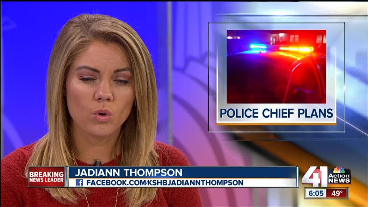 Police Chief Kansas City