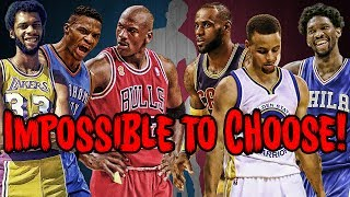 THE HARDEST NBA WOULD YOU RATHER QUIZ!
