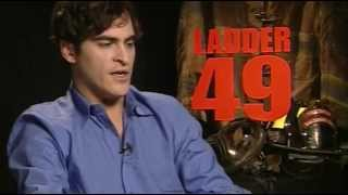 Joaquin Phoenix preparing and researching for his role in Ladder 49