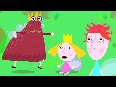 Ben and Holly's Little Kingdom | Mrs Witch's Spring Clean | Cartoon for Kids