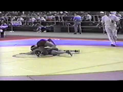 1994 World Cup: 52 kg Zeke Jones (USA) vs. Alexej Varlamov (RUS)