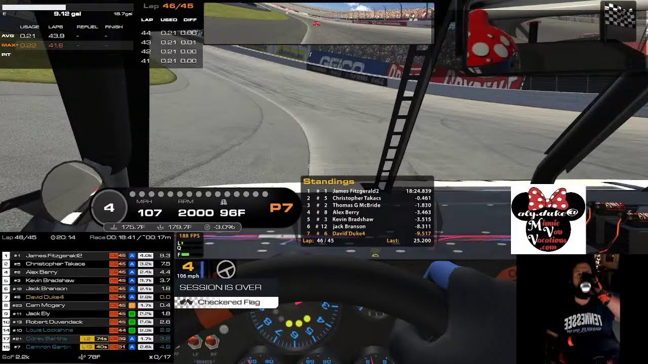 Download ARCA action @ Dover.....I LOVE this track!!!!