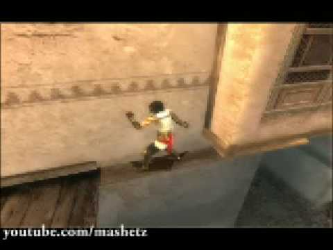 Prince of Persia 3 - Bloopers & Glitches