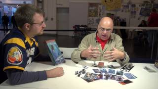 War of the Ring Expansion - Lords of Middle Earth Overview - Spiel 2012