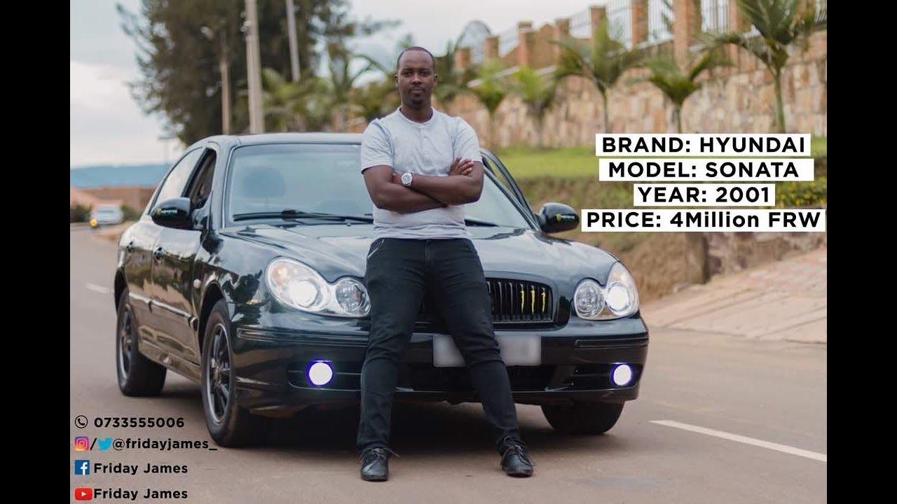 rwanda auto sale hyundai sonata 2001 4 million frw youtube rwanda auto sale hyundai sonata 2001