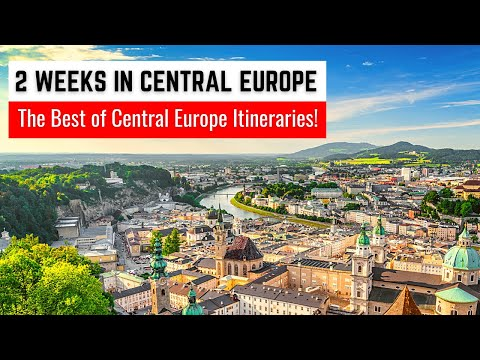 2 Weeks in Central Europe: The Best of Central Europe in 2 Weeks!   Central Europe Travel Guide