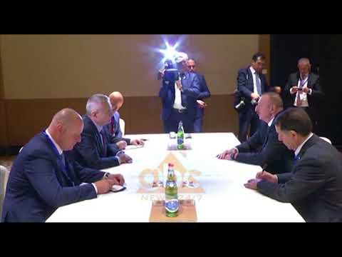 Meta dhe Berisha ne Forumin e 6 te Baku | ABC News