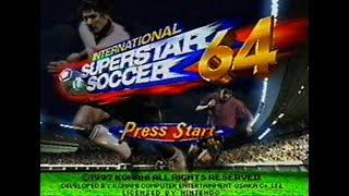 International Superstar Soccer 64 Cheap goals