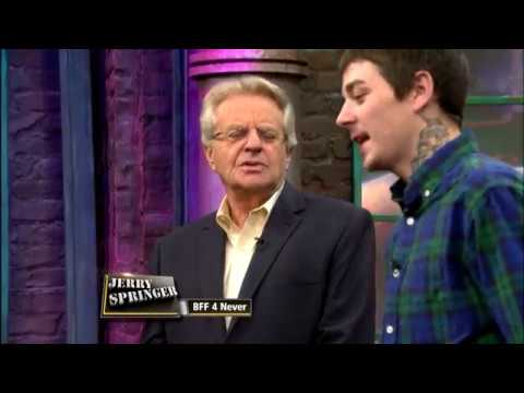 One Of The Greatest Guests Ever (The Jerry Springer Show)
