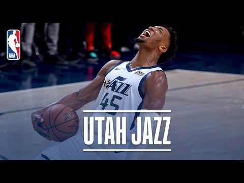 Best Of The Utah Jazz! | 2018-19 NBA Season
