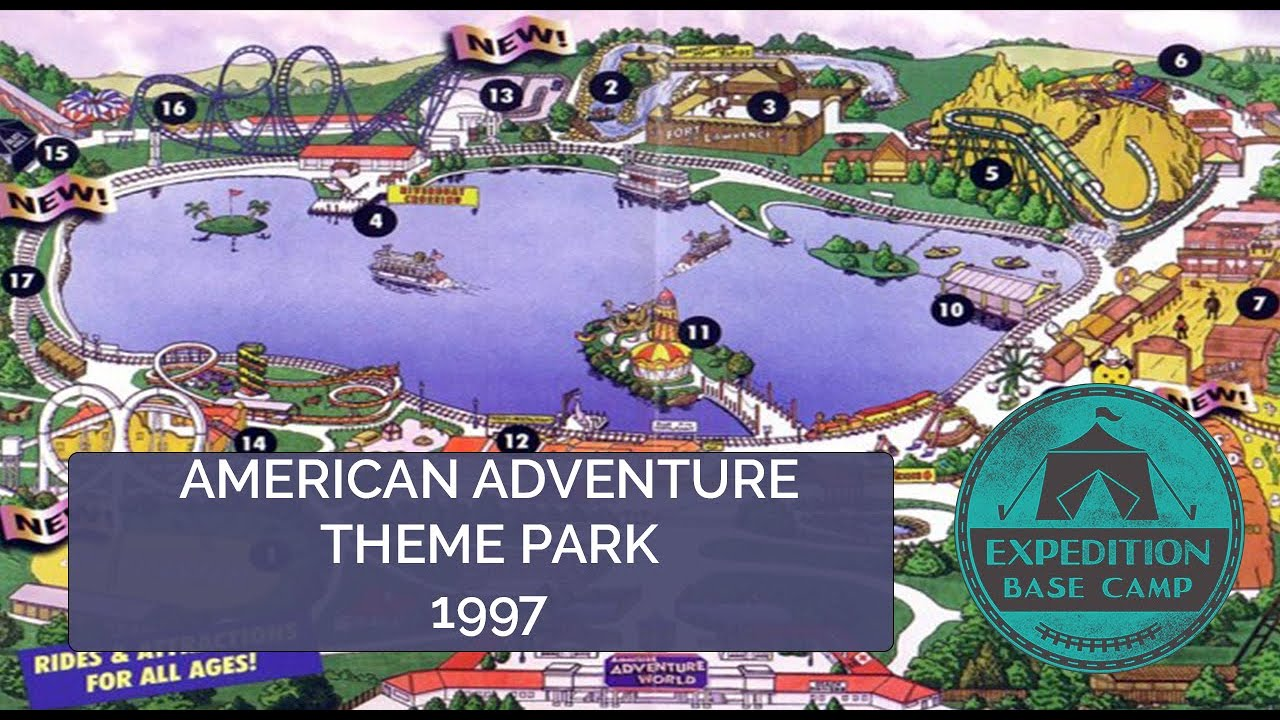 Download The American Adventure Theme Park The Missile B