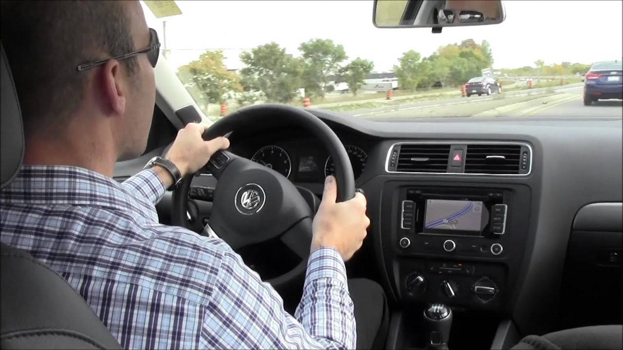 2014 VW Jetta 1.8 Turbo Test Drive at Volkswagen Waterloo with Robert Vagacs - YouTube