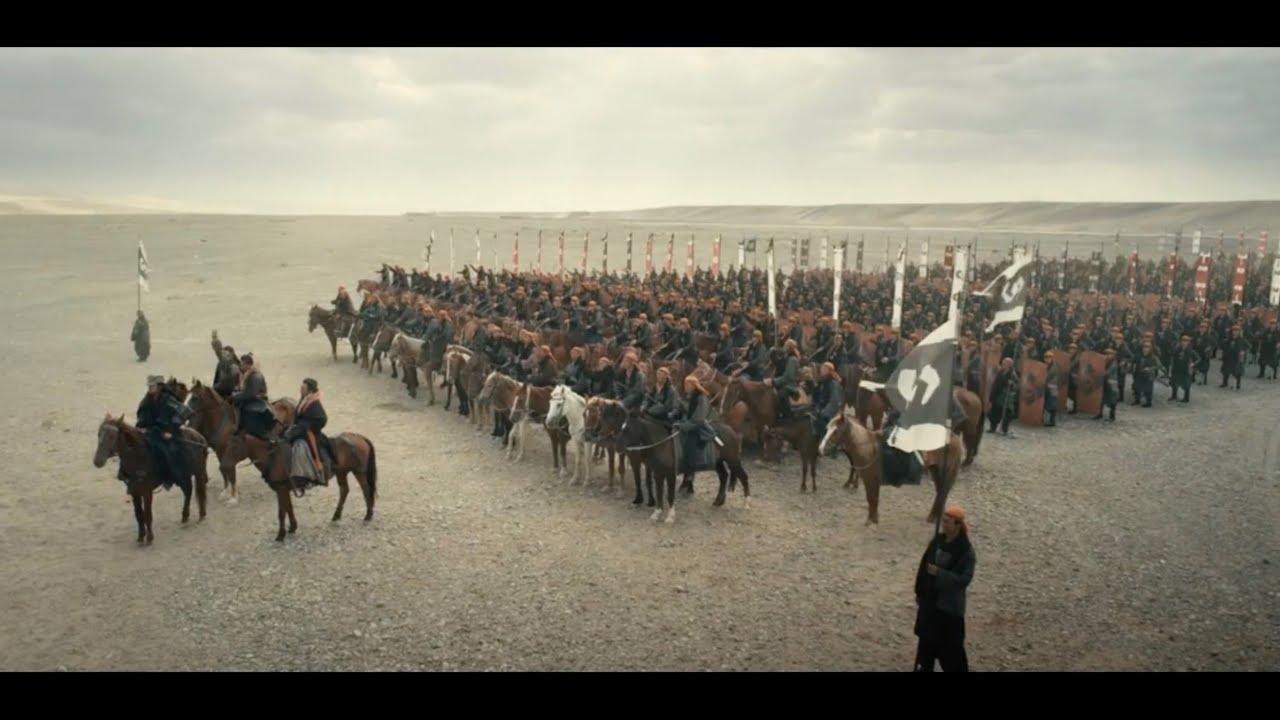 Download Chu-Han Rebels vs Imperial Qin [ENG SUB] 刘邦项羽苦战秦军