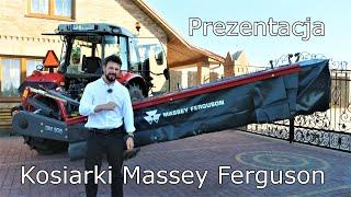 Kosiarka Dyskowa Massey Ferguson DM306 - Rolnik Szuka Maszyny (Testy/Prezentacja) ||54