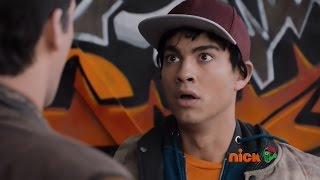 Power Rangers Dino Super Charge - Freaky Fightday - Koda's Fart and Ivan's Descendant (Episode 16)