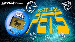 Virtual Pet - The Modern Day Tamagotchi